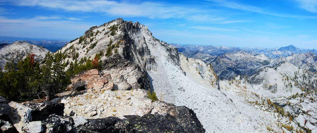 Bare Peak West