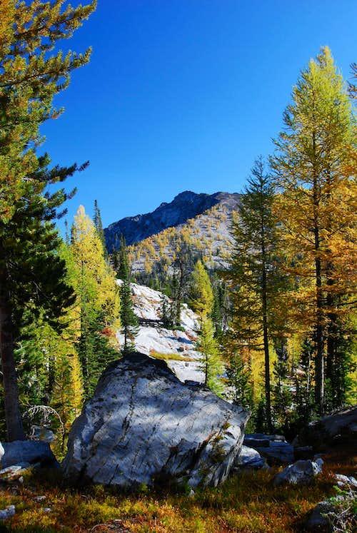 Boulder Peak West