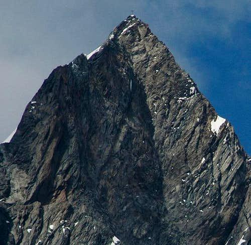Täschhorn summit