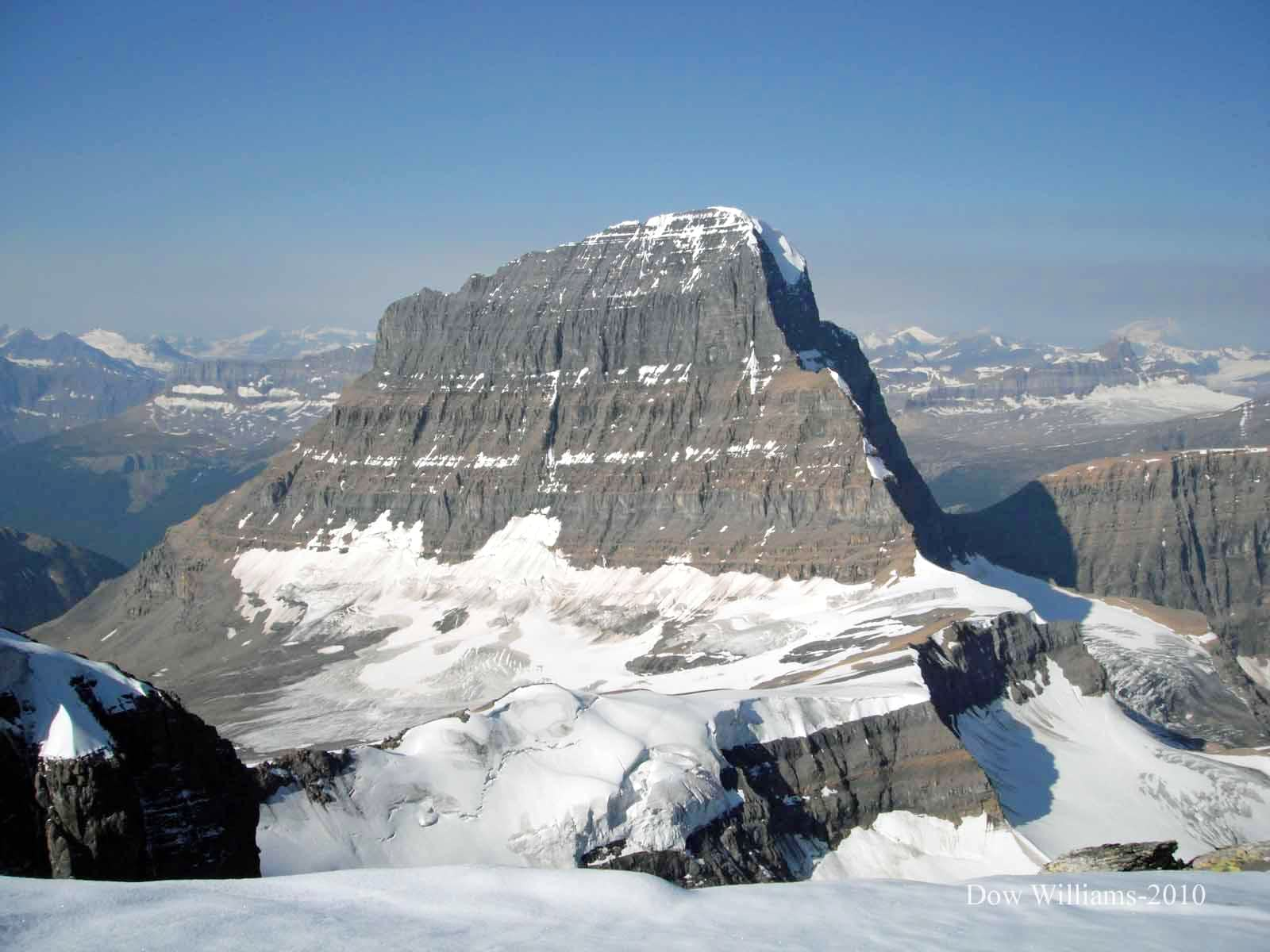 Mount Alberta, First Ascent 2009