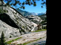High Sierra, Upper Merced River