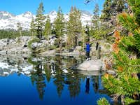 High Sierra, California