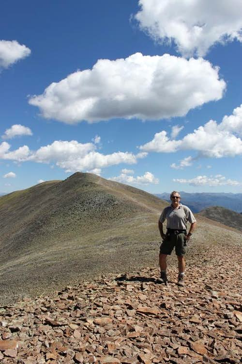 A Southerner's First 10K-foot Peak