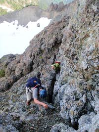 Mount Stone Scramble