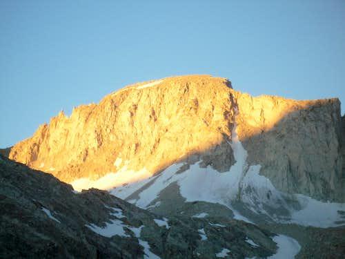 Mt Abbot