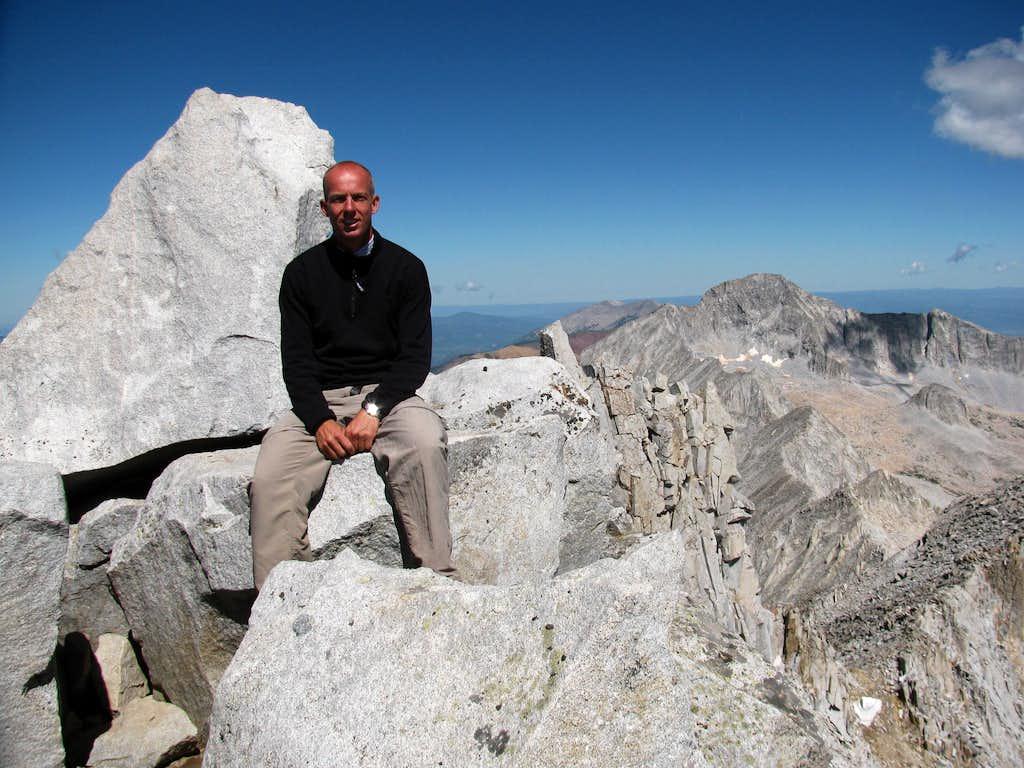 Snowmass Mountain Summit