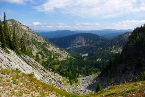 Gospel Hump Wilderness