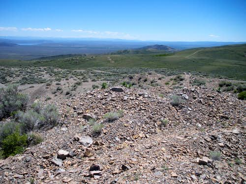 South from Rex Peak
