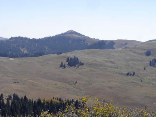 Currant Creek Peak