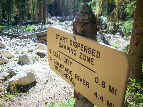 The RMNP trail philosophy and a little insight into the future