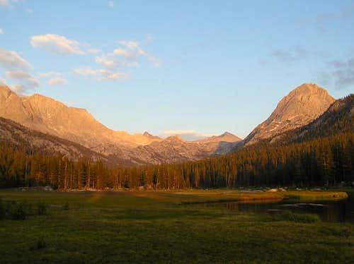 16 Jul 2004 - Evolution Basin...