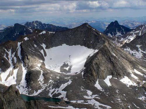 18 Jul 2004 - Mt Fiske from...