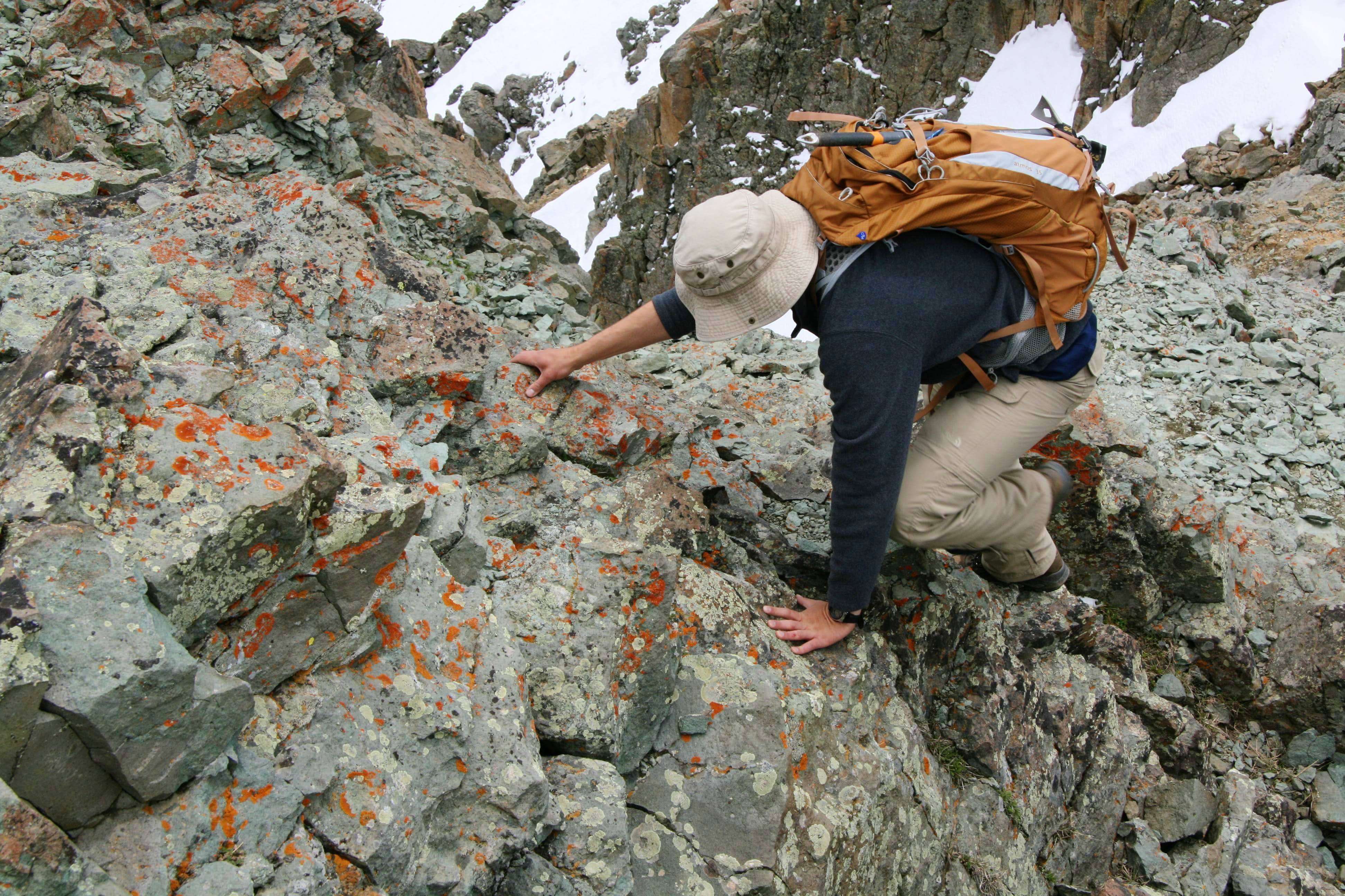 Chief Mountain-Brown Mountain-Kirwin Traverse