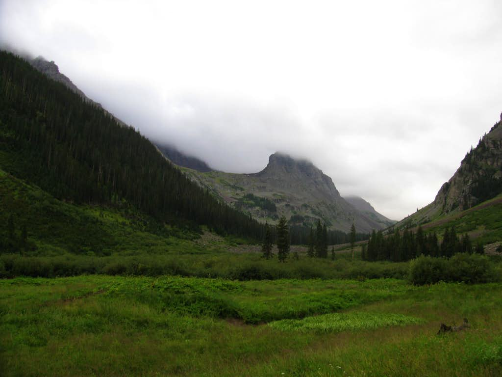 Len Shoemaker Basin