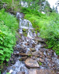 Timpooneke waterfalls