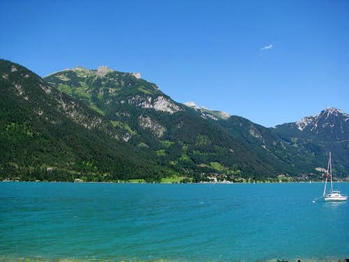 Rofan and Achensee