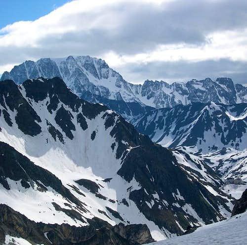 Mont Velan and Gr. S....