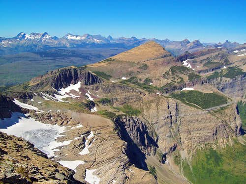 Swiftcurrent Mountain