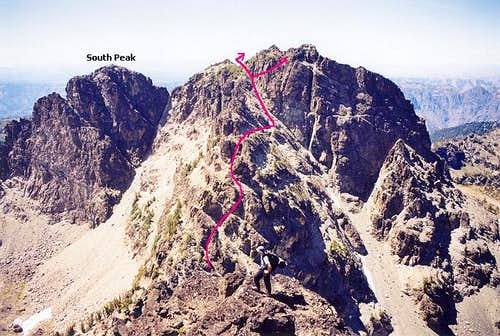 The East Ridge Route to He...