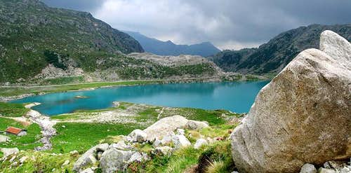 Cornisello lake
