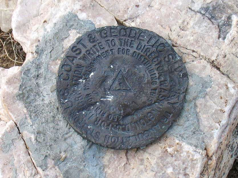 Sherman Mountain BM (ID)