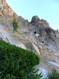 Stur Chimney - gully