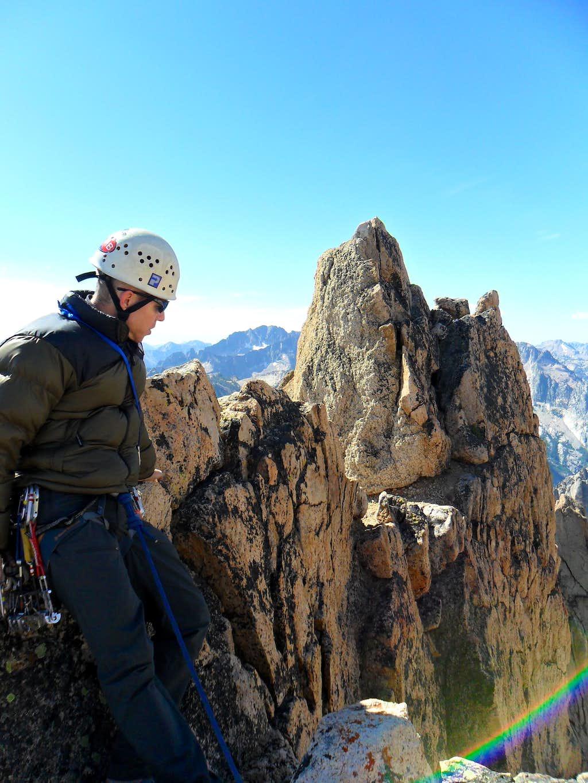 Mount Heyburn Summit Block