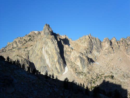 Braxon Peak and the Rotten Monolith