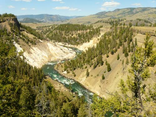 Northern Grand Canyon of the Yellowstone