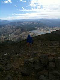 Summit of Jack's Peak