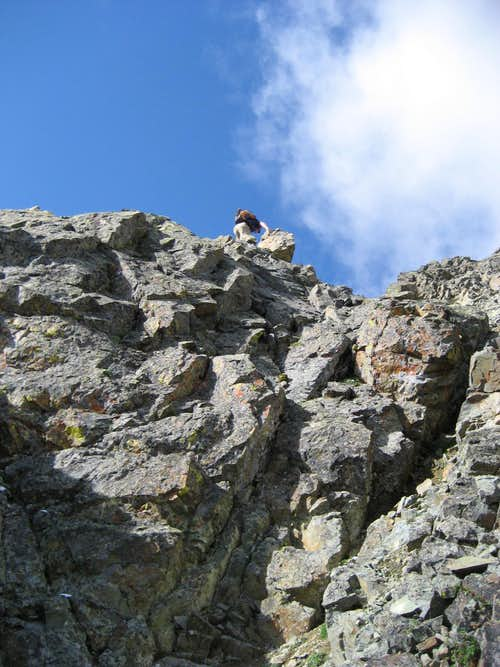 On the South Face