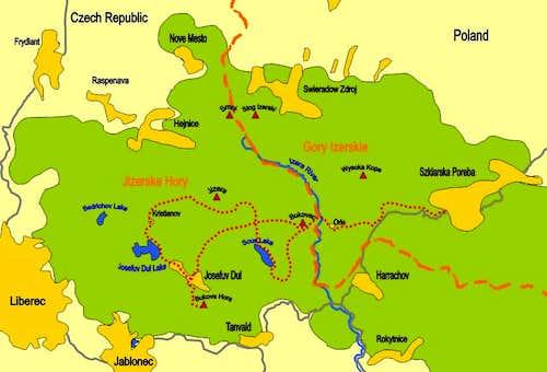 Scheme map of my...