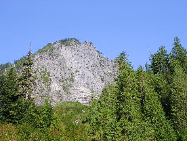 Green Giant Buttress, Darrington