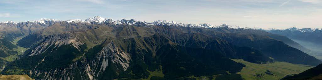Planeiler Berge