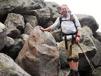 Tourist Creek Boulder