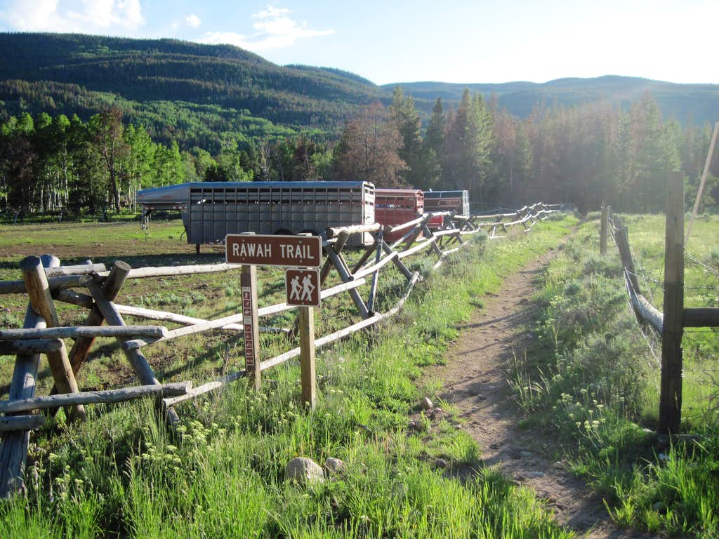 Rawah Trail