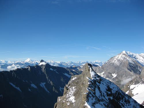 View towards Wallis