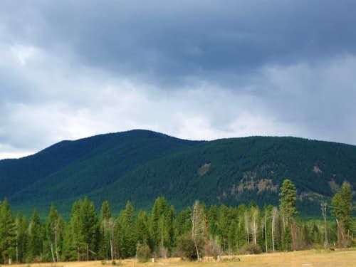 Mt. Gibralter