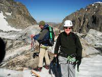 Base of Minor Glacier