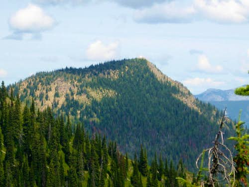 Stahl Peak and Lookout