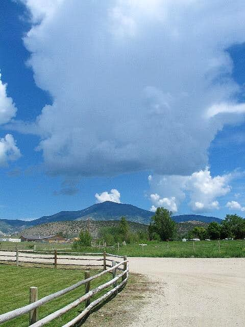Cache Peak from the City of...