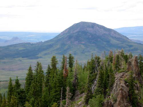 Columbus Mountain