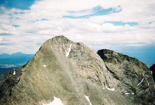 Blanca Peak as viewed from...