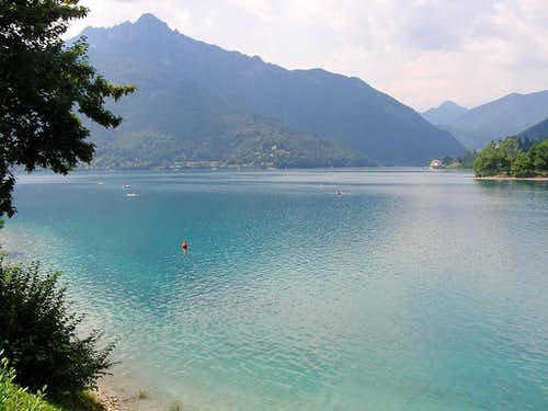 Lake ledro