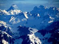 Mount Waddington and the Tiedemann Group