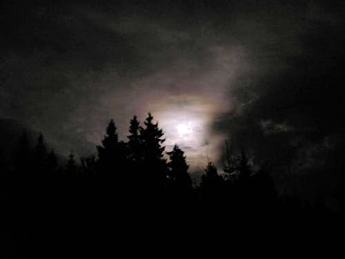 Full moon and...