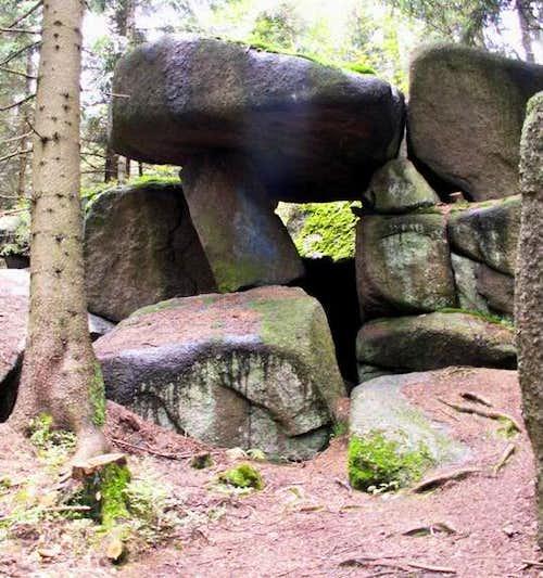 Boulders...