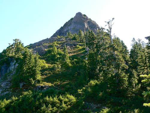 Waring Peak Summit Block
