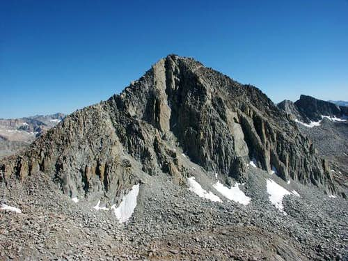 Columbine Peak from the...