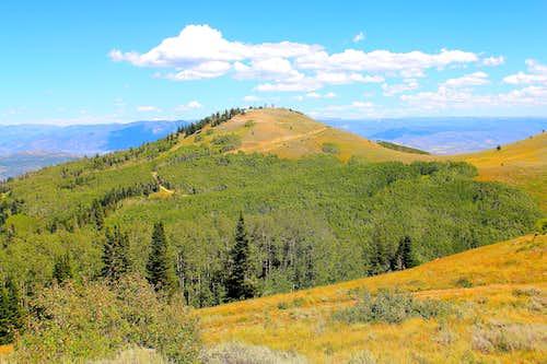 Bald Mountain.